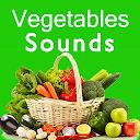 Vegetables Eating Sounds