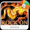 XPERIA™ Rock on Theme