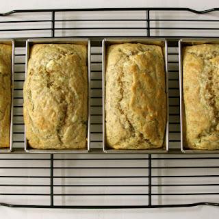 Fresh Dill Feta Quick Bread