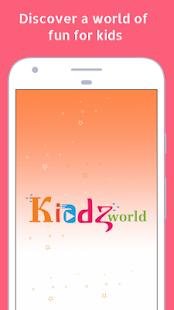 KiddzWorld - náhled