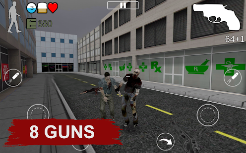 Zombies Open Season- screenshot thumbnail