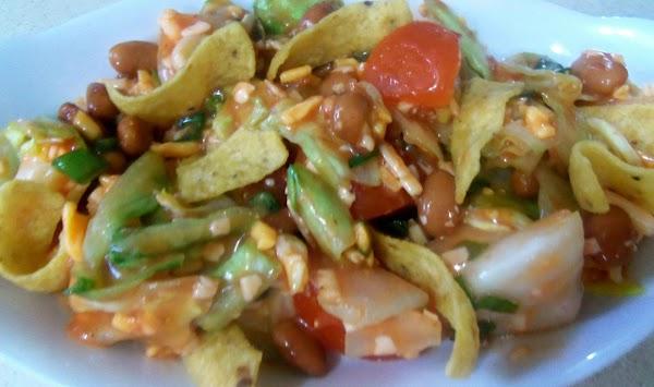 Peggi's Frito Salad Recipe