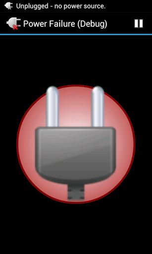 Power Failure Monitor 2.00 screenshots 2