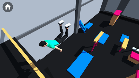 Parkour Flight APK screenshot thumbnail 3
