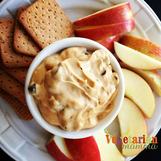 Chocolate Chip Dip – #glutenfree #dairyfree