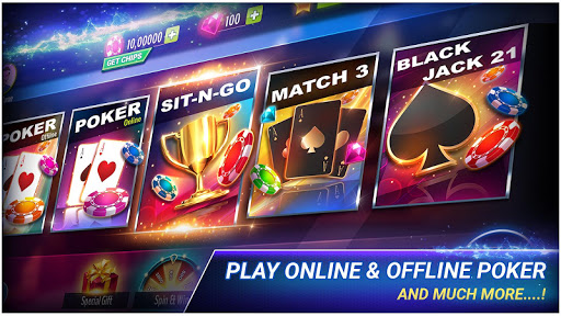 Poker Offline 3.8.3 screenshots 1