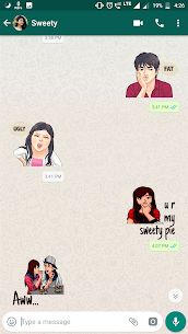 Couple Sticker App For WhatsApp-WAStickerApps 7