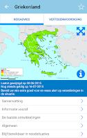 Screenshot of BZ Reisadvies