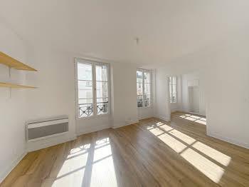 Appartement 3 pièces 66,66 m2