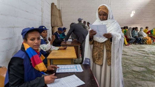 Ethiopia Votes, But Balloting Will Not Ease the Country's Deep Crisis