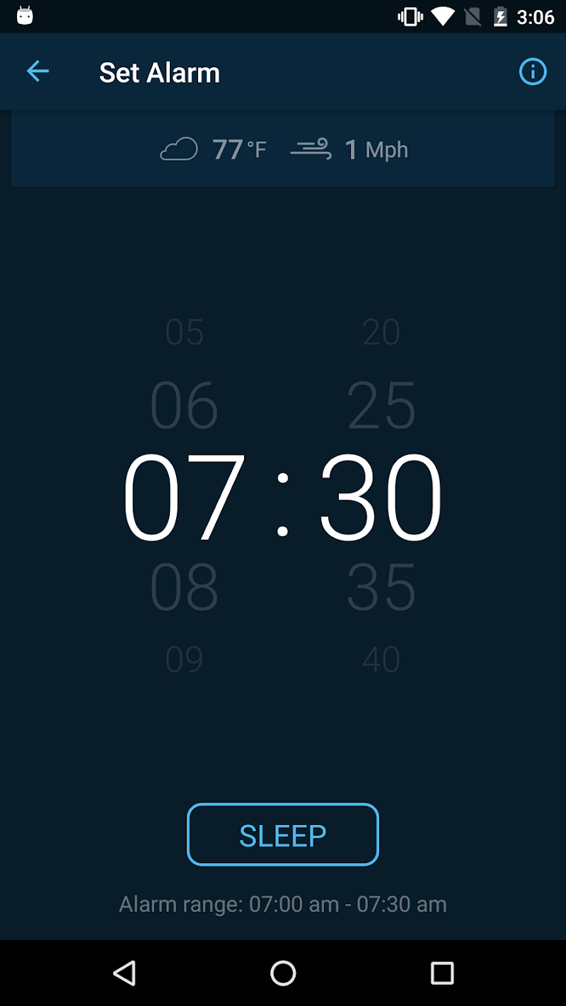 Good Morning Alarm Clock Screenshot 6
