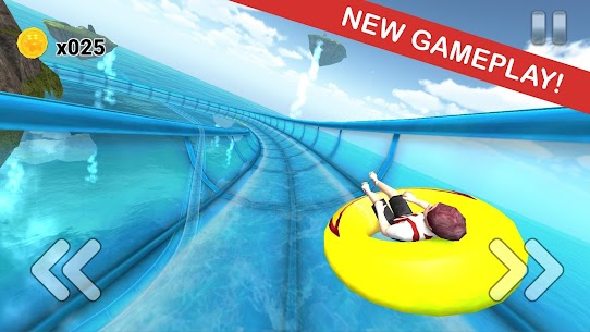 Water Slide Downhill Rush 1.54 Mod (Unlimited Money) 3