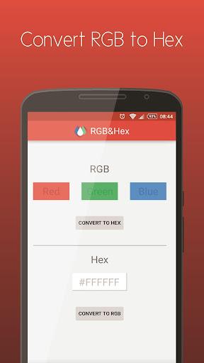 RGB Hex - Color Code Converter