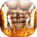 Six Pack Body Photo Editor icon