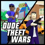 Dude Theft Wars: Open World Sandbox Simulator BETA