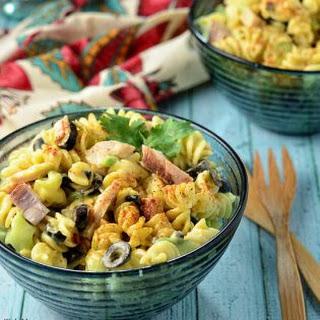 Creamy Italian Skroodle Pasta Salad Recipe