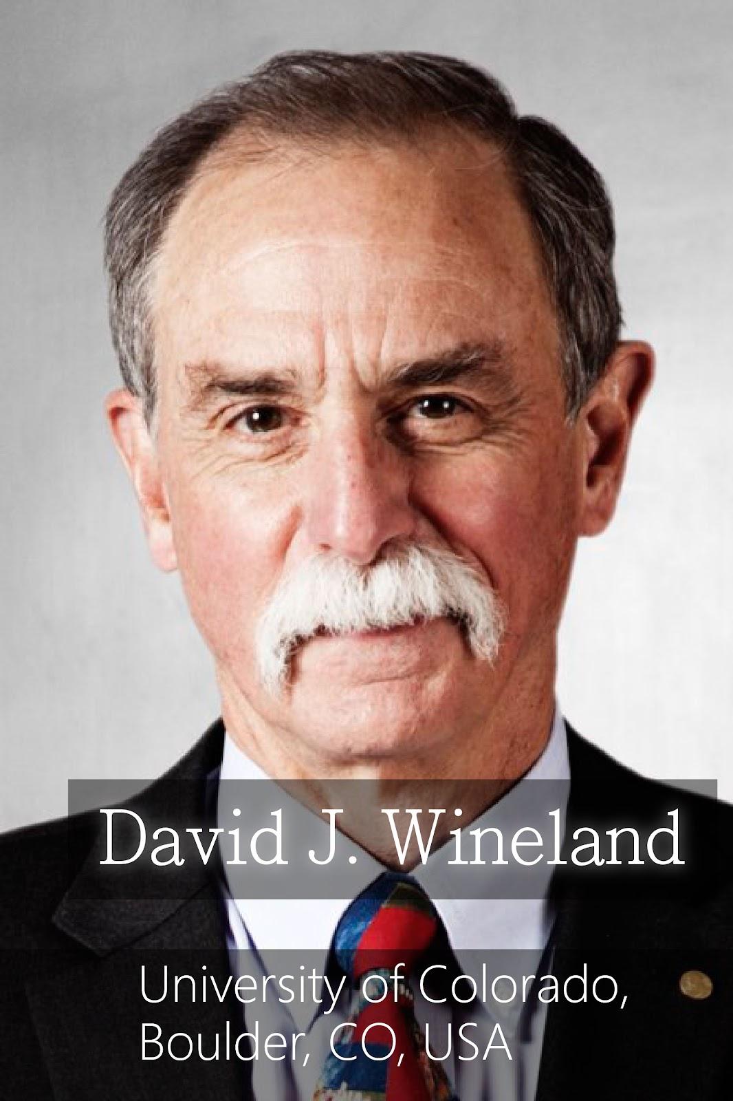 David J. Wineland - 2012 諾貝爾物理獎得主,證明量子纏繞是存在的