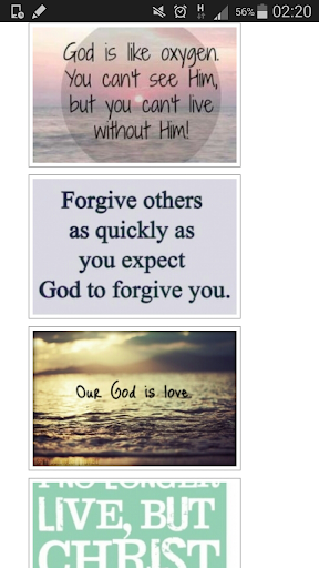 Christian Quotes Wallpaper