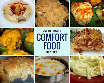 20 Ultimate Comfort Food Recipes