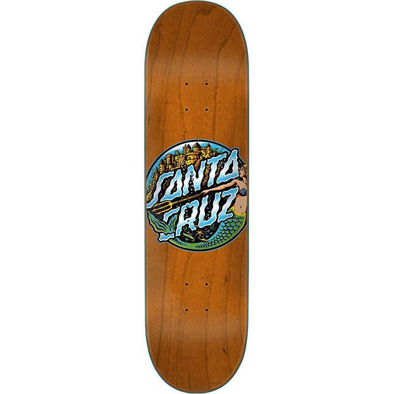 Santa-Cruz - Mermaid Dot Skateboard Deck