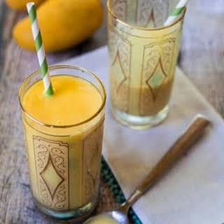 How to Make a Mango Lassi.