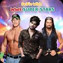 Selfie with WWE Superstars & WWE Photo Editor icon