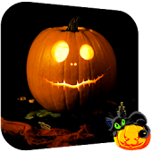 Scary Pumpkin Video LWP