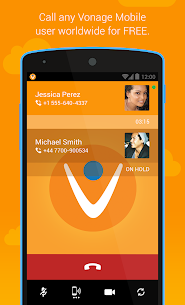 Vonage Mobile® Call Video Text 3