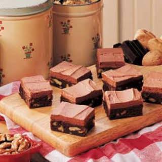 Very Chocolate Brownies.