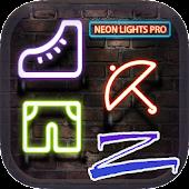 Neon Theme ZERO Launcher APK for Blackberry