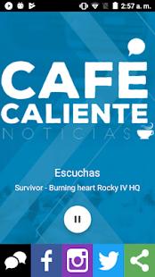 Café Caliente Noticias