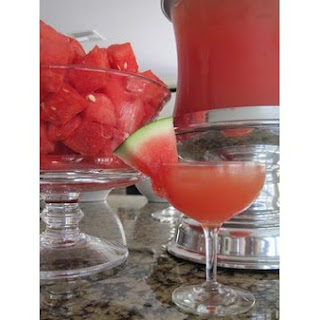 Summer Time Watermelon Punch.