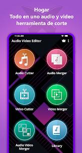 MP3 Cutter Pro: Corta video y audio 1