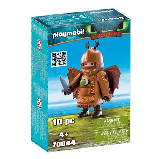 Playmobil Fishlegs With Flight Suits