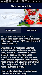 Naturizzata's Water 4 Life- screenshot thumbnail