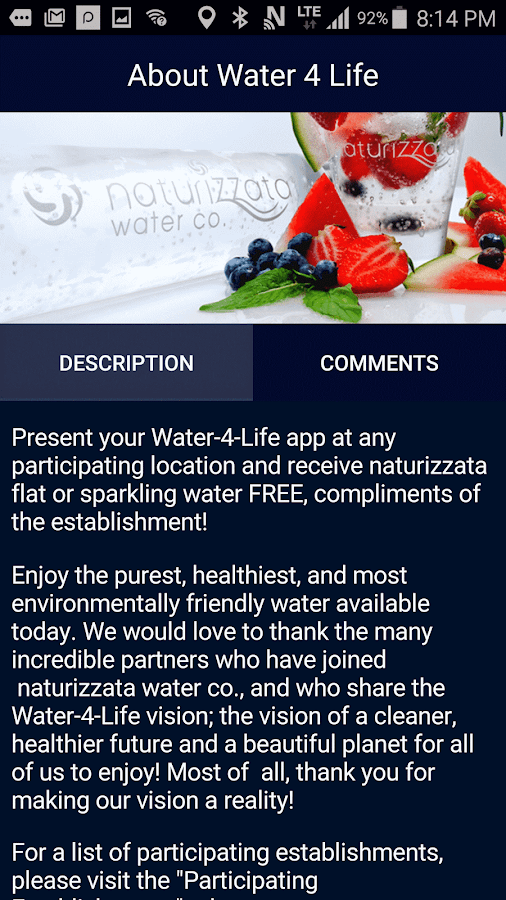 Naturizzata's Water 4 Life- screenshot
