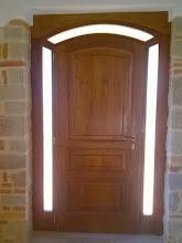 Photo: porta portone