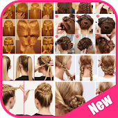 Cute Girls Hairstyle Step 2017