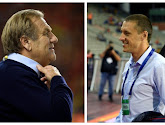 Boskamp lacht met Simons na goal van Club Brugge-winger Danjuma