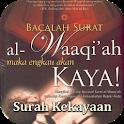 Al-Waaqi'ah - Kunci Kekayaan icon