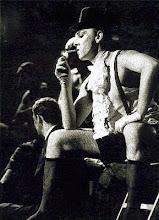 """Photo: """"Kabaret - Brecht"""" Dir. Daniel Suarez CAT - Sevilla www.juanduque.net"""