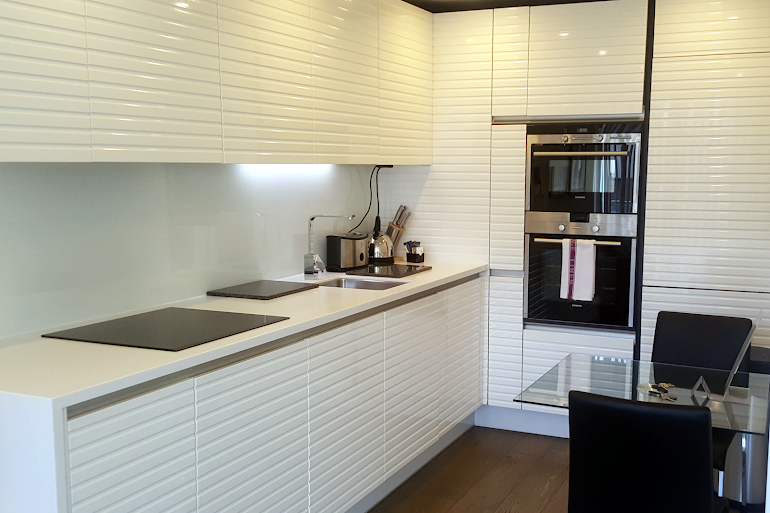 Fully equipped kitchen at Clerkenwell Deluxe