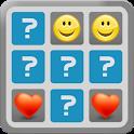 Matching pairs icon
