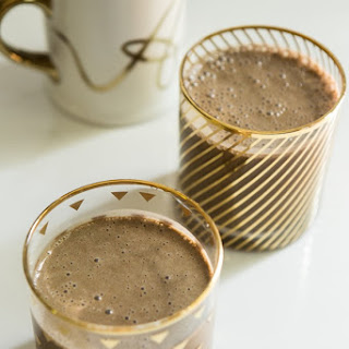 Hidden Greens Chocolate Protein Shake