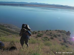 Photo: Abert's rim hikeup