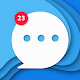 Messenger Home - SMS Widget and Home Screen APK