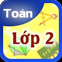 Toán lớp 2 (Toan lop 2) icon