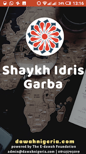 Download Shaykh Idris Garba dawahBox For PC Windows and Mac apk screenshot 1