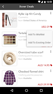 ShopandBox- screenshot thumbnail