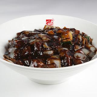 Ja Jang Mung - Lip Smacking Chinese Dish!